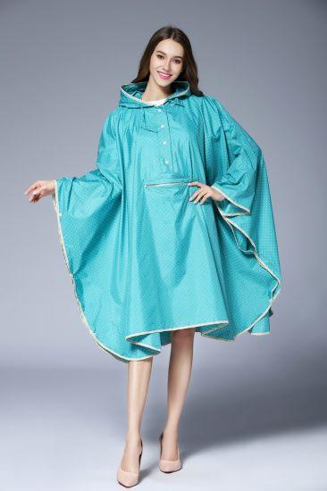 Women//Men Waterproof Jacket Clear EVA Raincoat Rain Coat Hooded Poncho Rainwear