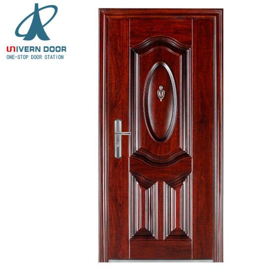 Main Exterior Front Door Designs Steel Security Doors Prices  sc 1 st  ZHEJIANG SOCOOL INDUSTRY AND TRADING CO. LTD. & China Main Exterior Front Door Designs Steel Security Doors Prices ...