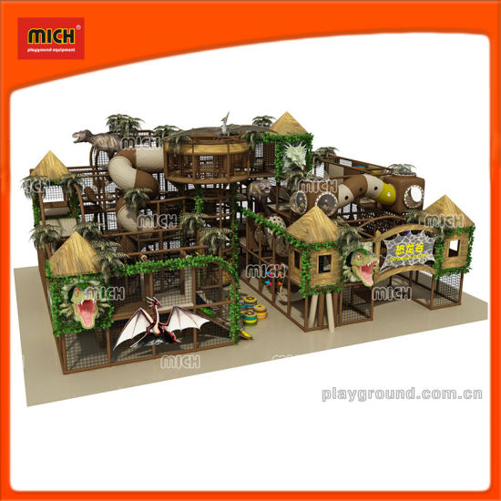 Children Indoor Play Equipment with Party Room