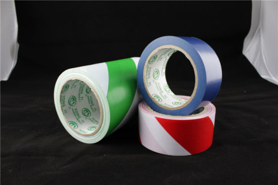 PVC Warning Tape (150um) pictures & photos