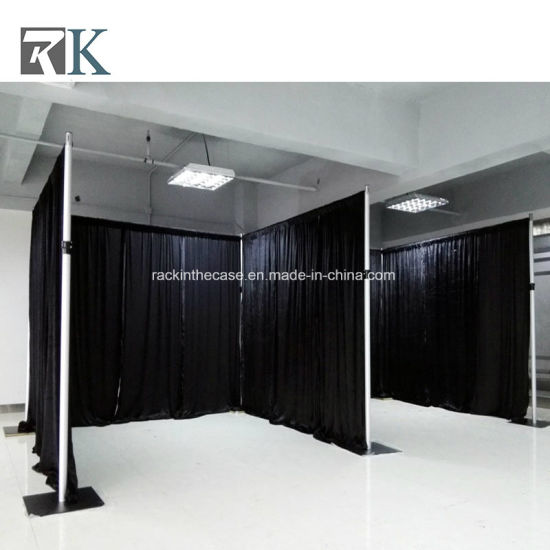 Trade Show Booth Hs Code : China adjustable pipe and drape system trade show booth for