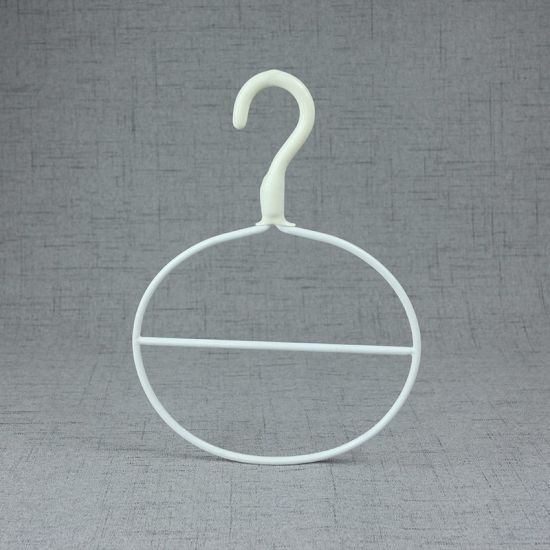 White Paint for Baking Finish Metal Scarf Rings / Tie Hanger