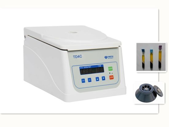 Portable Prp or Platelet Rich Plasma Centrifuge for 10cc, 15cc Prp Kit