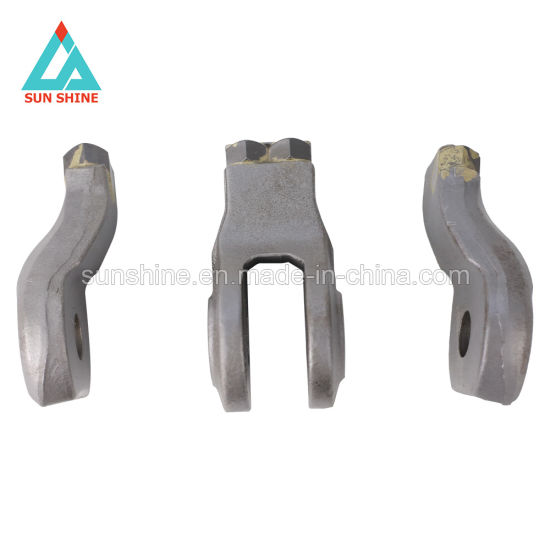 China Manufacturer Ahwi Mulcher Teeth with Carbide Tip