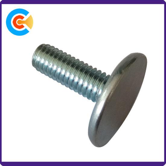 T316 C Bolt M12 x 36 mm Thread Square Bolt 152 x 186 mm Internal Dimensions
