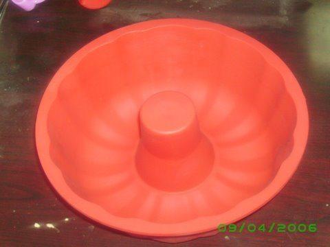 Orange Silicone Form for Kitchen Use Hot Seller