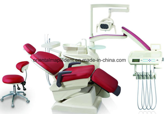 CE Approved Integral Dental Unit Dental Chair with Operating LED L&  sc 1 st  Oriental Mapledent Co. Ltd. & China CE Approved Integral Dental Unit Dental Chair with Operating ...