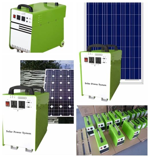 off Grid Home Solar Power System (KSCN3000W) pictures & photos