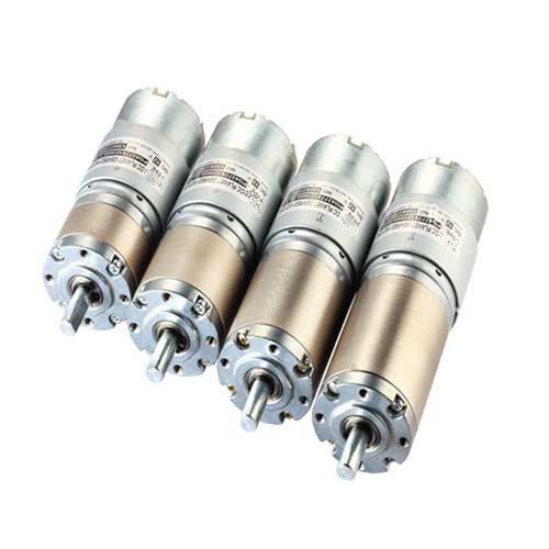 DC 12V 238rpm 42mm Diameter 9.5kg. Cm High Torque Planetary Gear Box Motor Speed Reducer Motor