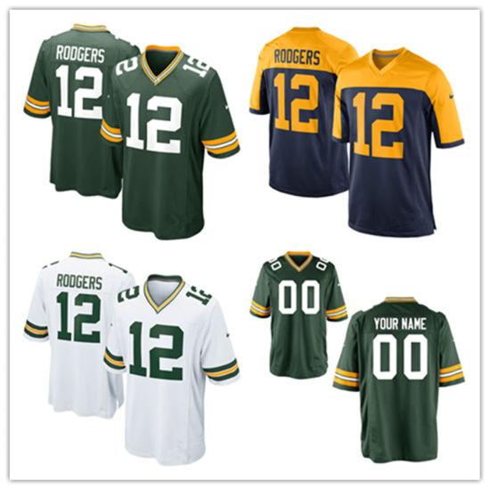 custom packers jersey