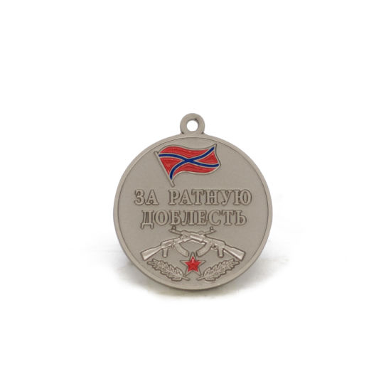 Promotion 3D Brass Sport Tennis Medal pictures & photos