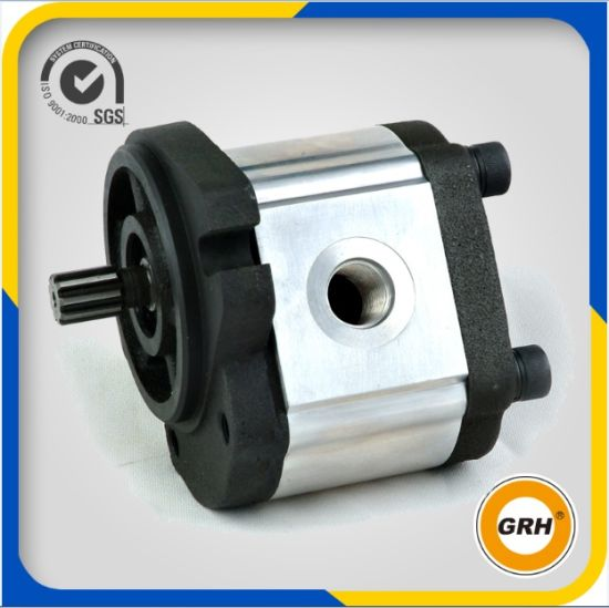 OEM Rotary Hydraulic Gear Oil Pump with Cast Iron Cover