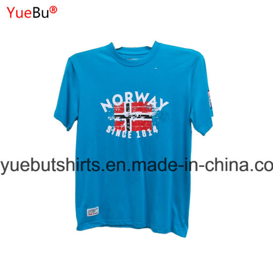 Customized Running Dry Fit T-Shirt Sportswear pictures & photos