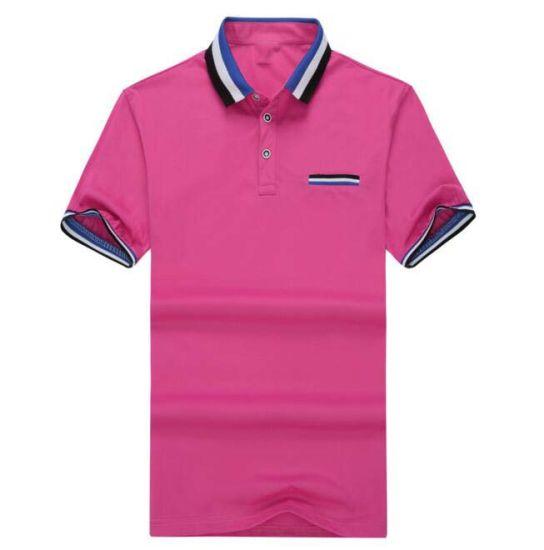 China 100 Cotton Plain Embroidered Sports Polo Shirt China Sports
