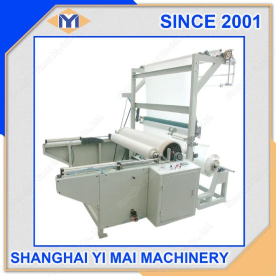 Ym10 Slitting and Rewinding Machine Toilet Paper Roll /Film/Non-Woven Fabric pictures & photos