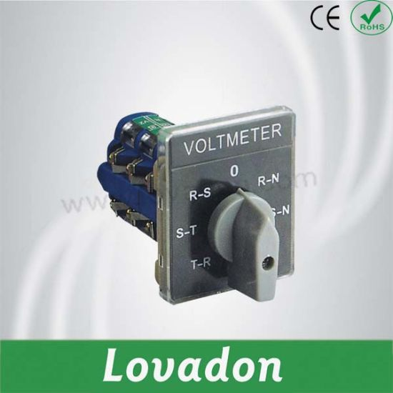 Good Quality CS 68 Series Universal Changeover Switch pictures & photos