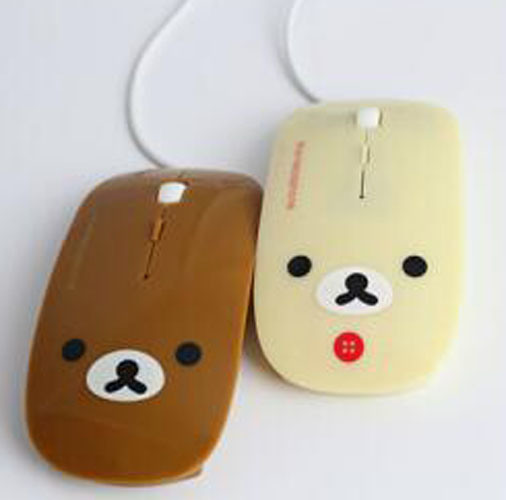 2020 New Design OEM Wired Mouse