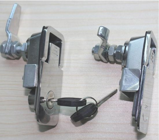 China Electric Cabinet Panel Latch Lock Mechanical Cabinet Door