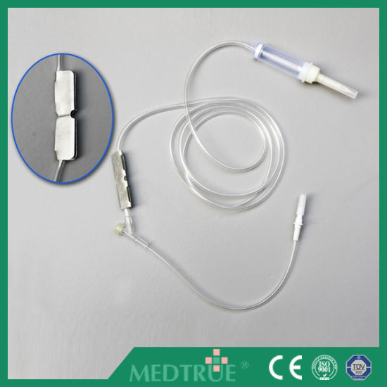CE/ISO Approved Medical Disposable Infusion Set (MT58001212) pictures & photos
