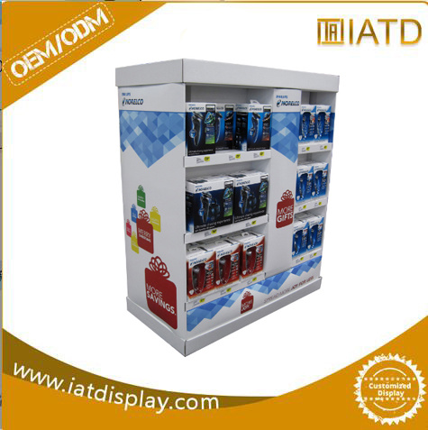 Cheap Price Cardboard Pallet Chewing Gum Display Stand Rack Wholesale From China