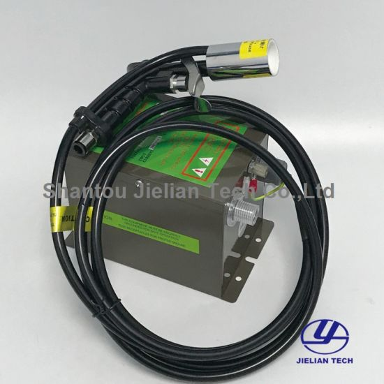China Remove Static Electricity Ionizing Air Gun for