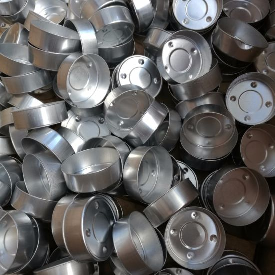 Aluminum TEALIGHT Molds Cups Lot of 1000