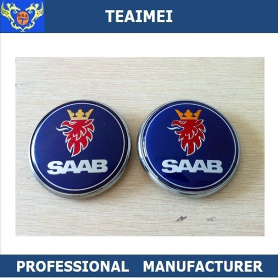 China Saab Logo Car Grill Car Decal Auto Part Emblem Badges China