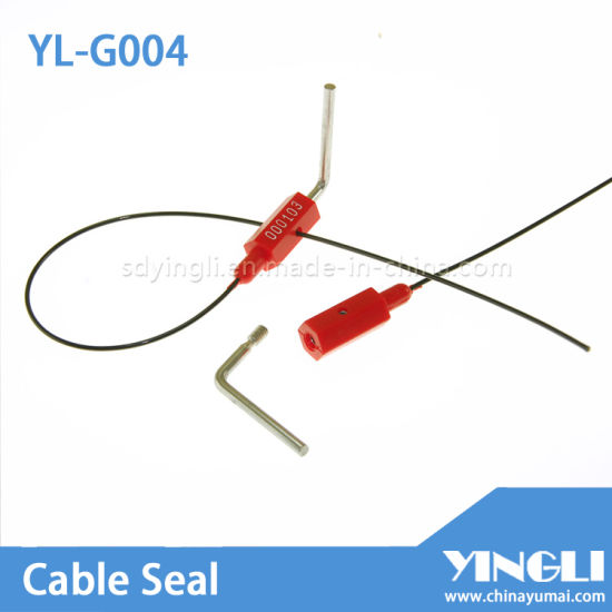 Special Design Cable Seal with Easy-Releasing Setting (YL-G004) pictures & photos
