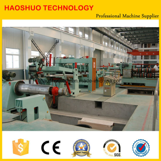 High Speed Metal Slitting Line pictures & photos