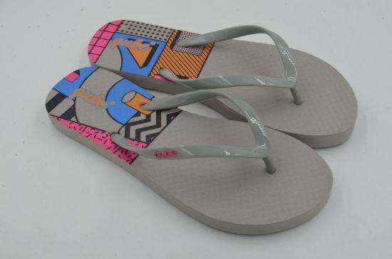 Sports Women Blue-695 Flip-Flops Slippers