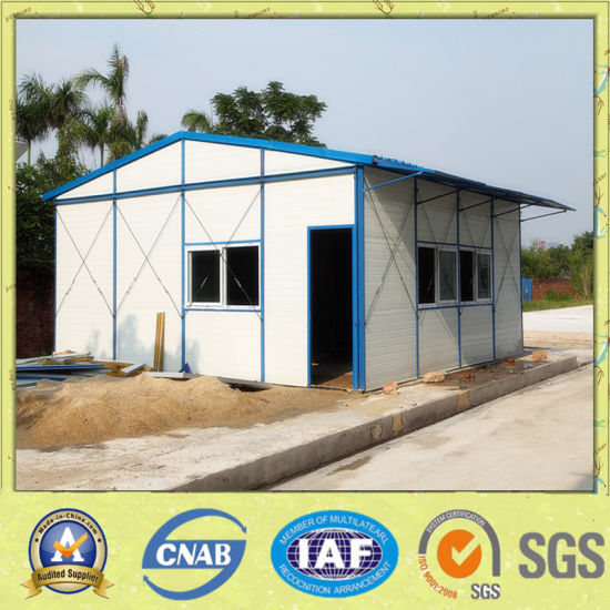 Economic and Easy to Install Steel Frame House pictures & photos