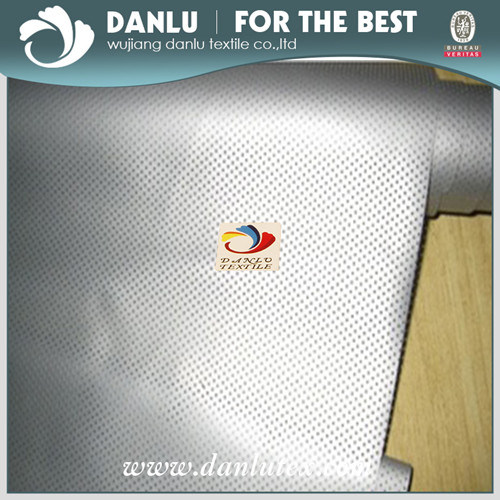 100% Polyester Flame Retardant PVC Coated Fabric/Silver Reflective Fabric pictures & photos