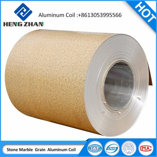 China Cost Price Color Coated Aluminum Sheet Coil for Metal Building ...