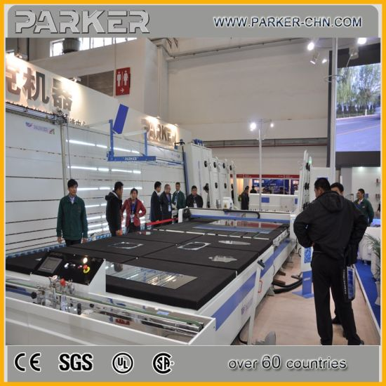 Jinan Parker Insulating Glass Production Line CNC Glass Cutting Line pictures & photos