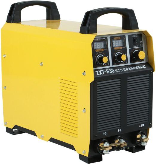 380V/600A, DC Inverter, IGBT Module MMA/Arc Welding Machine Welder with Double Station/Arc630I