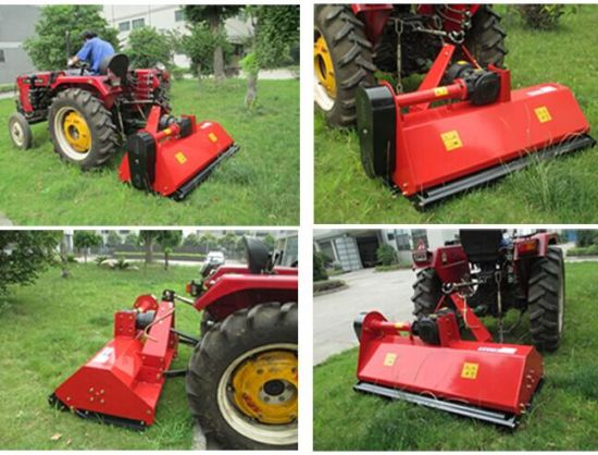 Tractor Mini 3 Point Pto Ce Hammer Blade Flail Mower