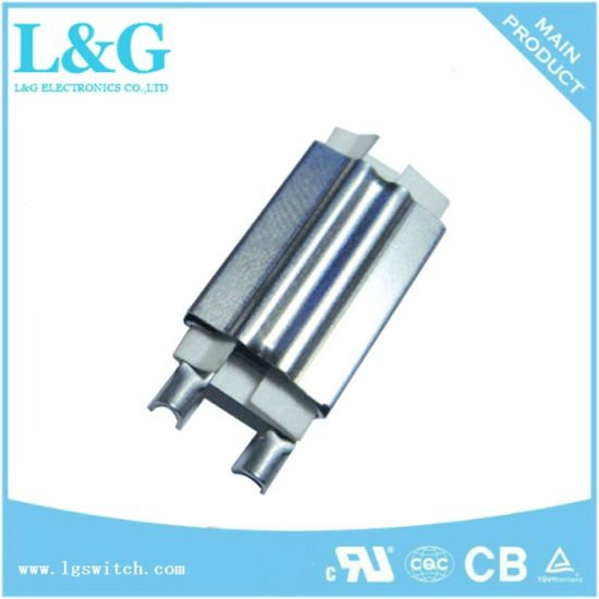Pump 110c Manual Reset Thermal Protector 20A Normally Closed Temperature Fuse