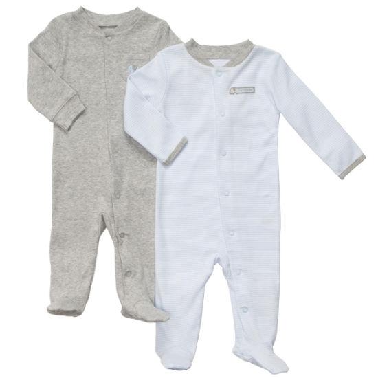Customize Design Soft Cotton Lovely Unisex Infant Romper