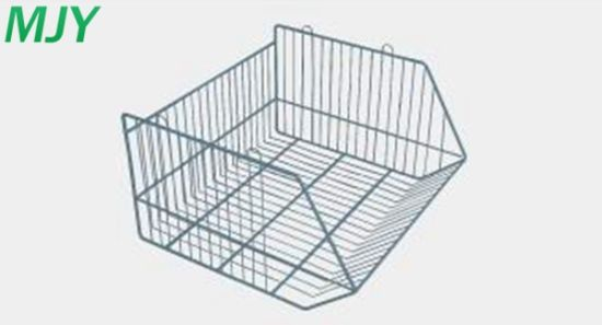 Wire Cage Shelves | China Supermarket Shelf Wire Cage Display Shelf China Wire Mesh