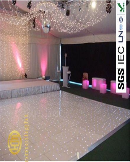 China waterproof decoration equipment led starlit dance floor for waterproof decoration equipment led starlit dance floor for wedding junglespirit Images