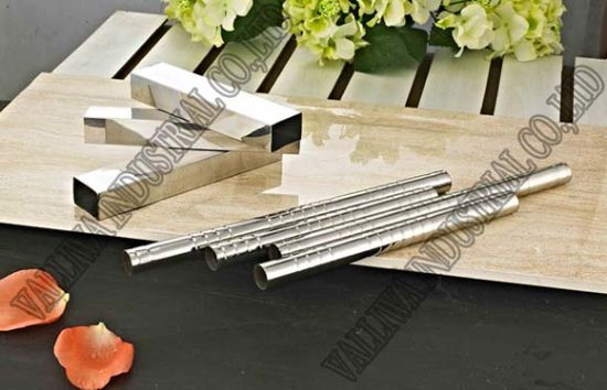 Embossed Stainless Steel Pipe (430) pictures & photos