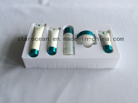 Skin Care Cream Cosmetic Blister Packaging Tray