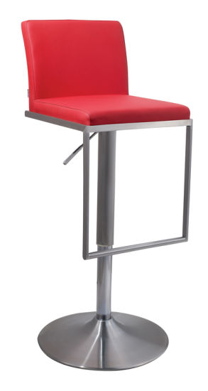 Gas Lift Revolving Bar Stool Design pictures & photos