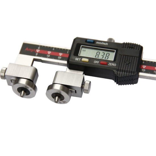 Digital API Ring Groove Vernier Calipers pictures & photos