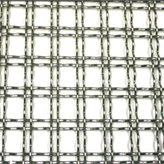 China Factory Stainless Steel Crimped Wire Mesh Panel for Exporting ...