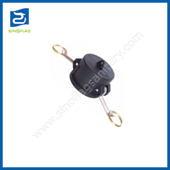 China Supplier Plumbing Fittings PP Camlock Dust Cap Type DC pictures & photos