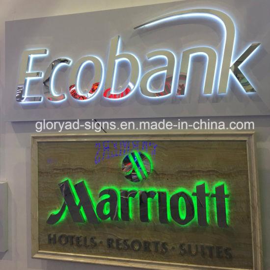 High Lighting Illuminated LED Signage and Signboard