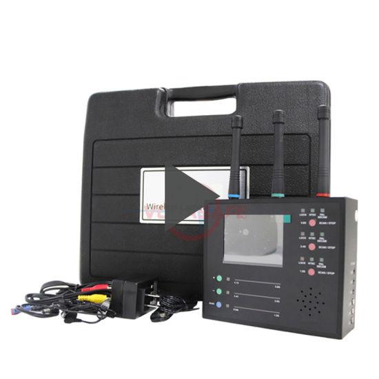 Monitor Display Detecting Wireless Camera Video Scanner Image Display Wireless Lens Hunter