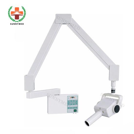 Sy-D040 Guangzhou Medical Equipment Radiology Ceiling Dental X Ray Machine