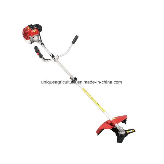 Garden Gasoline Brush Cutter/Grass Trimmer with Metal Blade